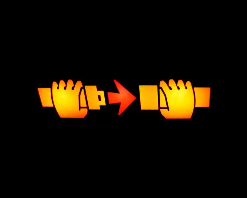 Fasten-Seat-Belt-Signal